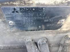 Mitsubishi Libero. CB2V, 4G15