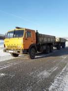 Камаз 55102. Продам КамАЗ-55102 с прицепом, 10 000 куб. см., 10 000 кг.