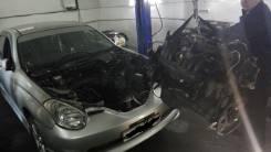 Двигатель в сборе. Toyota Verossa Двигатель 1GFE