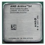 AMD Mobile Athlon 64 3200+