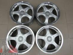 Bridgestone. 7.0x16, 5x100.00, 5x114.30, ET38, ЦО 73,0мм.