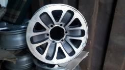 Mitsubishi. 7.0x15, 6x139.70, ET10, ЦО 120,0мм.