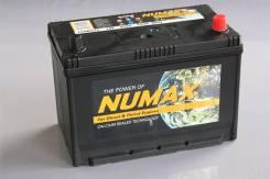 Numax. 90 А.ч., левое крепление, производство Корея
