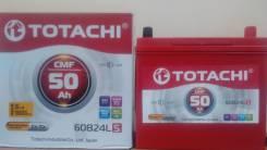 Totachi. 50А.ч., Обратная (левое), производство Корея