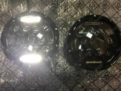 Фары Nissan Safari y60 / Patrol Тюнинг LED + ДХО