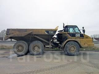 Caterpillar 730. Думпер CAT 730, 3 000 куб. см., 50 000 кг.