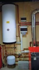 Монтаж отопления, водоснабжения, канализация