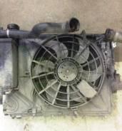 Вентилятор охлаждения радиатора. BMW 3-Series, E46/3, E46/2, E46/4