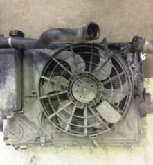 Вентилятор охлаждения радиатора. BMW 3-Series, E46/2, E46/2C, E46/3, E46/4, E46/5