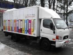 Hyundai HD. 78, 3 908 куб. см., 4 500 кг.