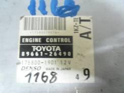 Блок управления двс. Toyota Grand Hiace, KCH16, KCH10 Toyota Granvia, KCH10, KCH16 Двигатель 1KZTE