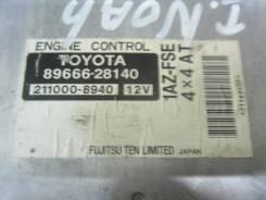 Блок управления двс. Toyota Voxy, AZR65 Toyota Noah, AZR65 Двигатель 1AZFSE