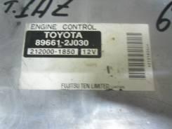 Блок управления двс. Toyota Noah, AZR65 Toyota Voxy, AZR65 Двигатель 1AZFSE