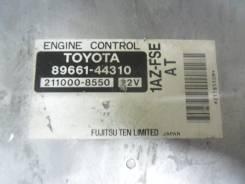 Блок управления двс. Toyota Gaia, ACM10 Toyota Nadia, ACN10 Двигатель 1AZFSE