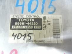 Блок управления двс. Toyota Nadia, ACN10 Двигатель 1AZFSE
