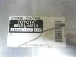 Блок управления двс. Toyota Isis, ANM15 Двигатель 1AZFSE
