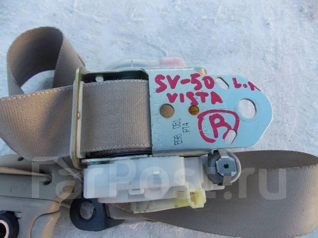 Преднатяжитель ремня безопасности. Toyota Vista, SV50