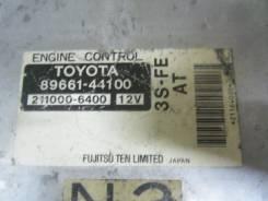 Блок управления двс. Toyota Ipsum, SXM10, SXM10G Toyota Gaia, SXM10, SXM10G Двигатель 3SFE