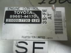 Блок управления двс. Toyota Nadia, SXN10, SXN10H Двигатель 3SFE