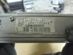 Блок управления двс. Honda Orthia, EL2, GF-EL2 Двигатель B20B