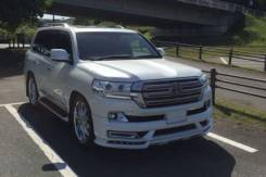 Обвес кузова аэродинамический. Toyota Sports Toyota Land Cruiser