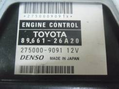 Блок управления двс. Toyota Regius Ace, TRH229, TRH228, TRH219, KDH225, KDH227, TRH221, TRH223, TRH214, TRH224, TRH216, TRH226, KDH222, KDH220 Двигате...