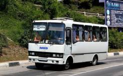 Iveco Daily. Продам автобус Iveco Otoyol M24-9, 3 908 куб. см., 20 мест