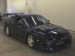 Обвес кузова аэродинамический. Nissan 180SX Nissan 200SX
