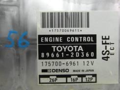 Блок управления двс. Toyota Corona Toyota Corona Exiv, ST200 Toyota Carina ED, ST200 Toyota Curren, ST208 Двигатель 4SFE