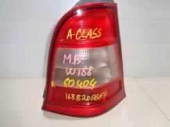 Стоп сигнал MERCEDES-BENZ A-CLASS W168 Контрактная 1688200S64 ( ,Право,)
