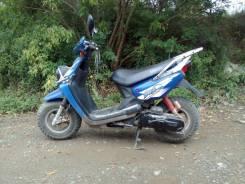 Yamaha BWS 100. 101 куб. см., исправен, птс, с пробегом