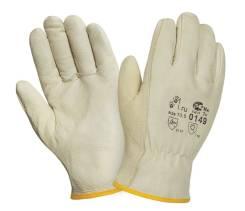 Перчатки кожаные DRAIVER 0149