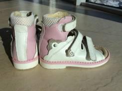 Туфли ортопедические. 21, 22