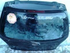Ручка двери внешняя. Toyota Corolla Spacio, AE111