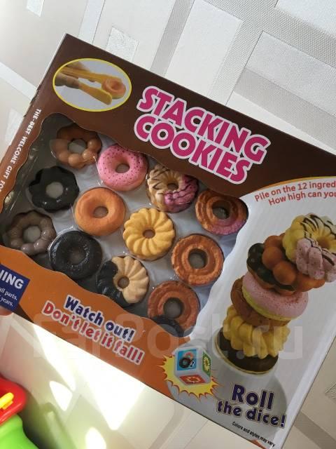 Набор пончиков