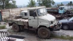 ЗИЛ 5301 Бычок. ЗИЛ-5301 (Бычок) 2001г. в. на базе ГАЗ-66 , полноприводный , дизель, 5 000 куб. см., 3 000 кг.
