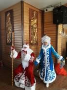 Дед Мороз и Снегурочка поздравление на дом!