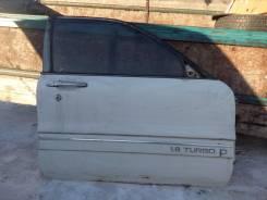 Дверь боковая. Mitsubishi Eterna, E34A Mitsubishi Galant, E34A Двигатели: 4D65, 4D65T, 4D65 4D65T