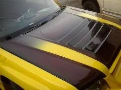 Капот. Subaru Forester, SF5, SF9