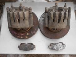 Тормозная система. Toyota Crown Majesta, UZS151 Toyota Crown / Majesta, UZS151 Двигатель 1UZFE