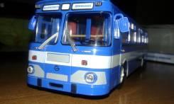 Коллекционная модель лиаз 677