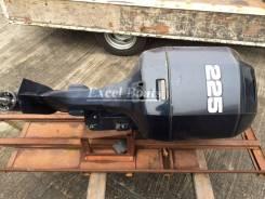 Evinrude. 225,00л.с., 2х тактный, бензин, нога L (508 мм)
