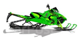 Arctic Cat M 8000 153. исправен, есть птс, без пробега