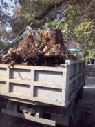 Вывоз строительного мусора, бытового хлама, от 1 до 6 тонн. Экскаватор