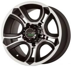 PDW Wheels. 8.0x16, 5x139.70, ET0, ЦО 110,0мм.