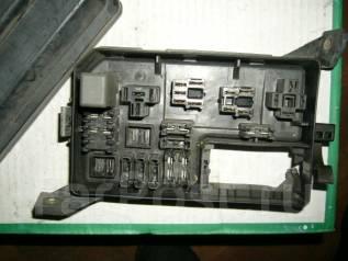 Блок предохранителей. Toyota Corolla, AE100 Двигатель 5AFE