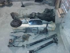 Механическая коробка переключения передач. Subaru Legacy, BC5, BC3, BF5, BF3