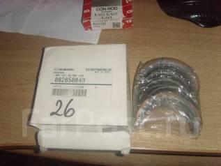 Вкладыши коренные. Subaru Leone, AP2, AA2 Двигатель EA71