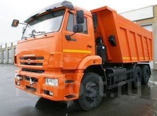 Камаз 6520. Самосвал КамАЗ 6520, 400 куб. см., 20 000 кг.