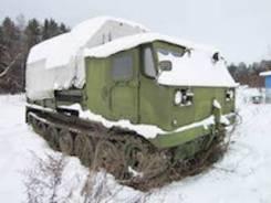 КМЗ АТС-59Г. Артиллерийский тягач АТС 59, 3 000кг., 13 750,00кг.